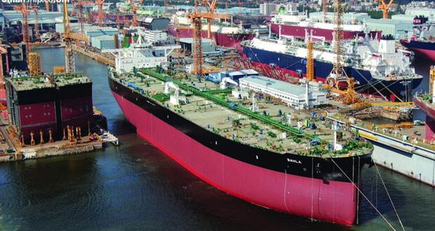 """ناقلة النفط العملاقة """"بهلا"""" تنضم إلى أسطول """"العمانية للنقل البحري"""""""