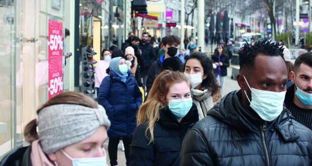 كورونا المستجد: الإصابات تتجاوز 54 مليونا .. وتزامن الإصابة بالإنفلونزا و كورونا أمر ممكن