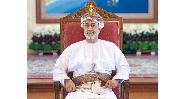 جلالة السلطان يهنئ رئيس رومانيا ويتلقى برقيتي شكر