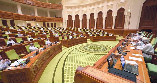 """جلسة """"الشورى""""تؤكد على أهمية الاستدامة المالية للميزانية العامة للدولة ومراعاة خدمات التعليم والصحة"""