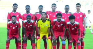 منتخبنا الوطني لناشئي القدم يستأنف تدريباته غدا بمعسكره الداخلي ويخوض مباراتين وديتين