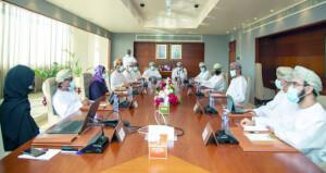 """""""التعليم العالي"""" وجهاز الاستثمار العماني يناقشان مبادرة إنشاء مجمع الابتكار الغذائي"""