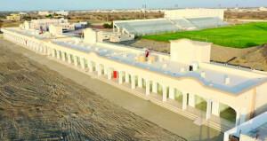 جسور تحتفل بتسليم المبنى الاستثماري لنادي الخابورة