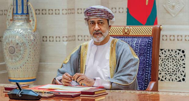 جلالة السلطان يتلقى اتصالا هاتفيا من وزير الخارجية الأميركي