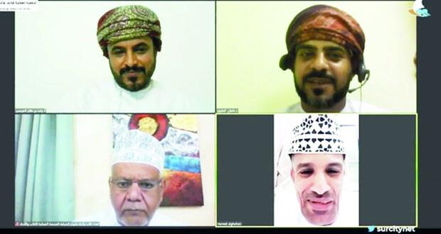 محاضرة بجنوب الشرقية حول طرائق تدريس القراءة والكتابة في عمان قديما