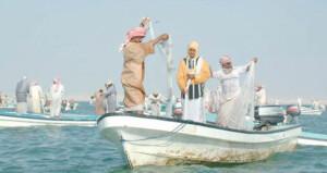 487 ألفا و 858 طنا إجمالي الأسماك المنزلة بالصيد الحرفي بالسلطنة