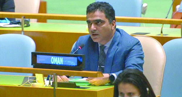 السلطنة تجدد التأكيد على السلام كمكون أساسي للسياسة الخارجية ويتحقق بالأفعال
