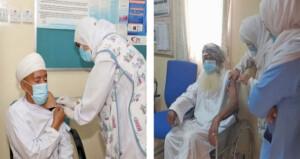 «الصحة»: اليوم .. بدء التطعيم بالجرعة الثانية من لقاح «فايزر ـ بيونتيك» المُضاد لفيروس كورونا