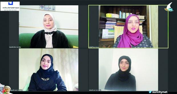 لجنة كتاب وأدباء جنوب الشرقية تنظم أمسية شعرية افتراضية