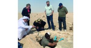 متاحف قطر تعلن عن كشف أثري جديد في العسيلة
