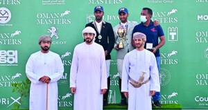 الأولمبي والخيالة والحرس يخطفون لقب ختام بطولة عمان ماسترز لقفز الحواجز في ختام مثير ومشاركة جيدة