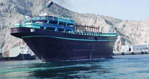ميناء خصب يستقبل السفينة «عبيد»