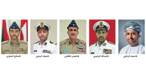 تعيين أمين عام بوزارة الدفاع وإجراء ترقيات وتعيينات عسكرية