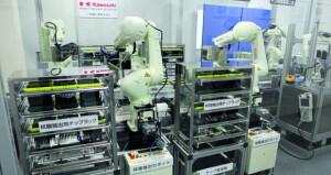 روبوت ياباني يجري فحوص كورونا .. والنتيجة في 80 دقيقة