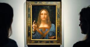 العثور على نسخة مسروقة من لوحة سلفاتور موندي عمرها 500 عام