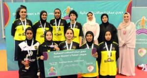 إقبال جيد من الأندية واللاعبات لممارسة الكرة النسائية مع فتح باب الاشتراك بأول دوري نسائي