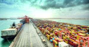 برقم قياسي جديد في الأحجام ميناء صلالة يحقق 34ر4 مليون حاوية