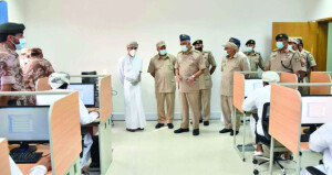 قوات السلطان المسلحة تواصل استقبال دفعات التجنيد
