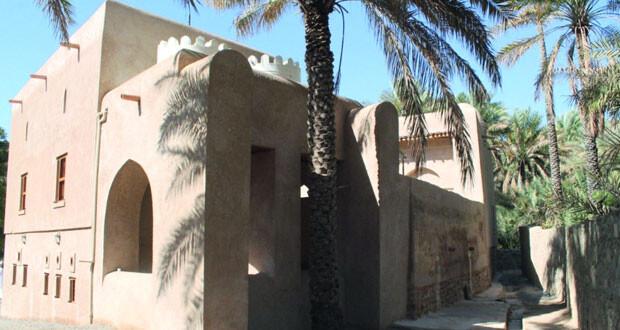 """الانتهاء من ترميم """"مسجد العوينة"""" الأثري بوادي بني خالد"""