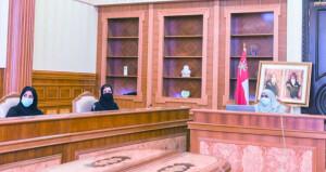 السلطنة تشارك في المؤتمر الثامن لمنظمة المرأة العربية