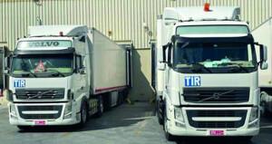 تصدير أول شحنة من المنتجات العمانية إلى السعودية بنظام النقل الدولي «التير»