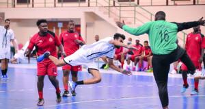 اليوم أربع مباريات في دوري الدرجتين الأولى والثانية لكرة اليد