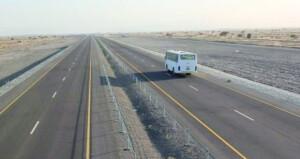أهالي الحوقين يثمنون الجهود في افتتاح الطريق المزدوج (الحوقين ـ السويق) لتسهيل الحركة المرورية أمام المواطنين