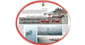 «الثروة الزراعية والسمكية وموارد المياه»: تسجيل 4298 مخالفة للقوانين والتشريعات السمكية خلال العام الماضي