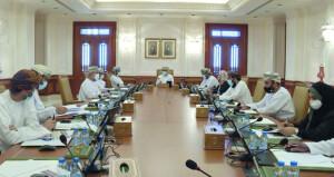 مكتب مجلس الشورى يناقش تقرير لجنة التربية وعددا من طلبات الإحاطة