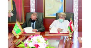 السلطنة وموريتانيا توقعان مذكرة تعاون فـي مجال إدارة الوثائق والمحفوظات