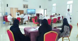 """عبدالله العبري يكشف """"أساسيات التصوير الضوئي """""""