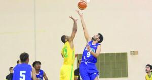 أهلي سداب يفوز على السيب في دوري السلة ويشعل المنافسة