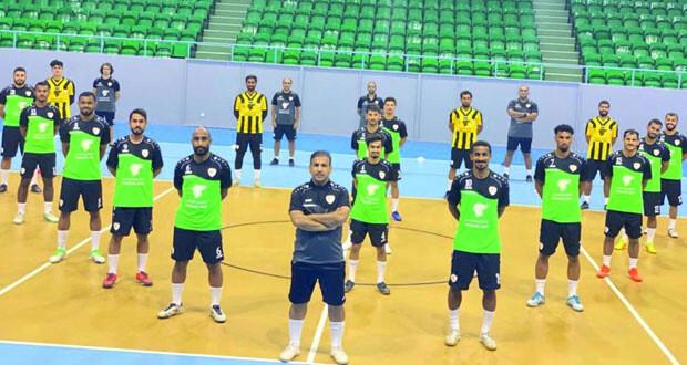 منتخبنا الوطني لكرة القدم للصالات يتلقي دعوة للمشاركة فـي كأس العرب بمصر