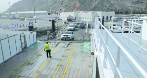 «سنيار» تنفذ أكثر من 1140 رحلة إلى موانئ مسندم العام الماضي