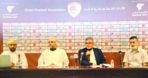 برانكو يعلن برنامج إعداد منتخبنا الوطني الأول ومعسكر خارجي فـي دبي لاستكمال رحلته في التصفيات الآسيوية المزدوجة