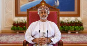 جلالة السلطان يهنئ رئيس تونس