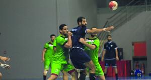 مشاركة كرة اليد بنادي مجيس فـي بطولة آسيا مهددة بالإلغاء بعد تعليق الأنشطة الرياضية