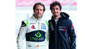 الفيصل الزبير ينهي التجارب الحرة للبطولة الدولية المفتوحة GT بنجاح