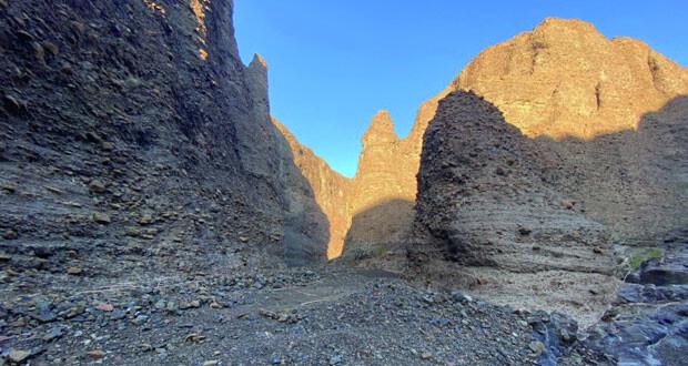 وادي القحفي .. ملاذ محبي المغامرات