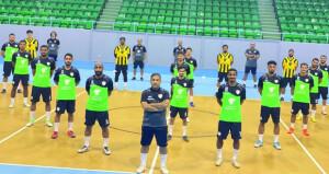 منتخبنا الوطني لكرة القدم للصالات يتلقى دعوة للمشاركة بالبطولة الدولية الودية بإيران