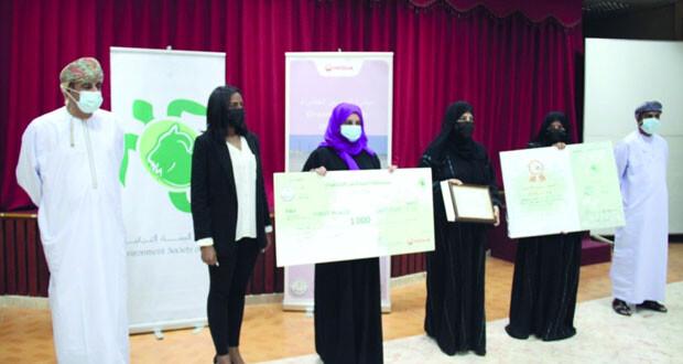 «9» فائزين فـي مسابقة أفضل مشاريع مستدامة لمواجهة تحديات الطاقة والمياه وإدارة النفايات