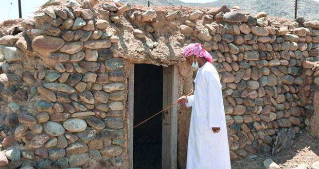 «حيل الأشخريين» نموذج للقرية العمانية القديمة
