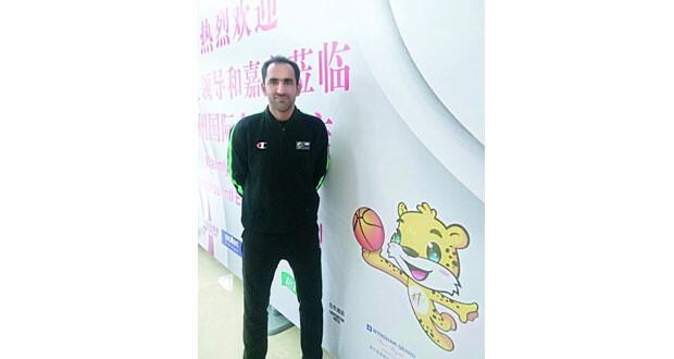 البلوشي يشارك في إدارة مباريات التصفيات الآسيوية لكرة السلة