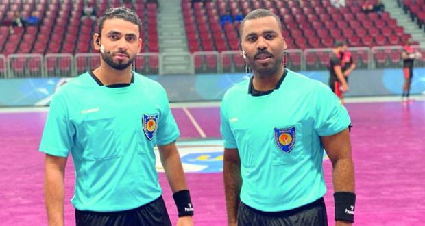 اليوم الوهيبي والشحي يتوجهان إلى جدة للمشاركة في البطولة الآسيوية لكرة اليد