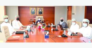 «مجلس الاعتماد» يعقد اجتماعه الثاني للعام الحالي