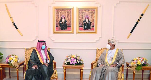 استعراض العلاقات الطيبة بين السلطنة والمملكة العربية السعودية