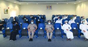 شرطة عمان السلطانية توظف مجموعة جديدة من الكوادر الطبية