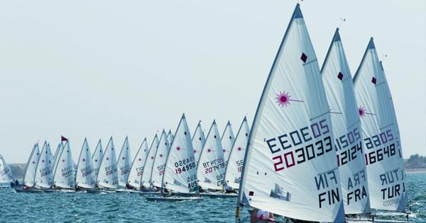 السلطنة تفوز باستضافة بطولة العالم لقوارب الراديال 2021