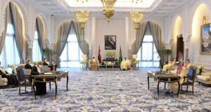 توقيع مذكرة تفاهم لإنشاء مجلس تنسيق عُماني سعودي مشترك بحضور جلالة السلطان وخادم الحرمين