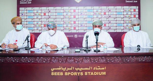 ذي يزن بن هيثم يوجه بتقديم الدعم للمنتخب الوطني الأول لكرة القدم لاستكمال مشواره فـي مختلف الاستحقاقات القادمة